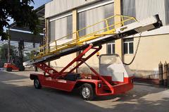 Мобильный конвейер на колесном ходу ЛК 3512