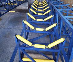 Ленточные конвейеры для сыпучих материалов