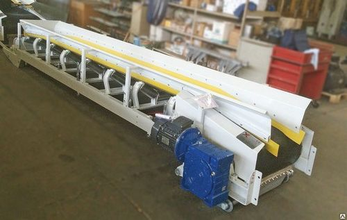 Ленточный конвейер в 650 фольксваген транспортер замена подшипника ступицы