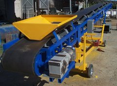 Комплекс конвейерного оборудования для песчаных карьеров