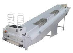 Ленточный наклонный питатель для теста непрерывного действия ШП-1Т
