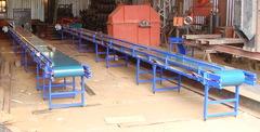 Конвейер ленточный для штучных грузов от 43 000 руб. с НДС