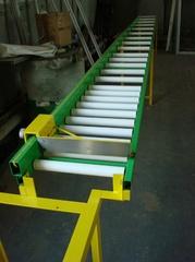 Рольганги для ленточнопильных станков