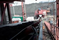 Конвейер ленточный шахтный