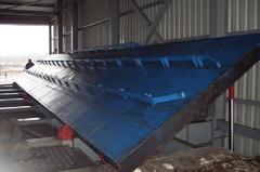 Автомобилеразгрузчик гидравлический боковой РГБ-С