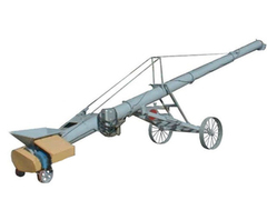 Транспортер шнековый передвижной У10-КПШ