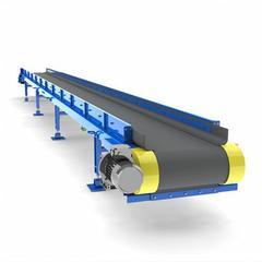 Горизонтальные ленточные конвейеры от производителя
