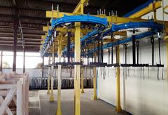 Автоматические подвесные конвейеры