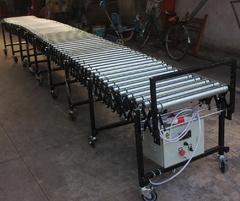 Приводной рольганг роликовый конвейер транспортер