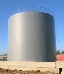 Резервуар вертикальный стальной 2000