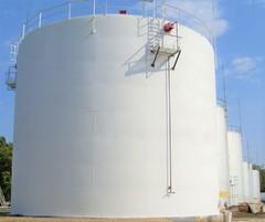 Резервуар вертикальный стальной 5000