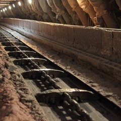 Скребковые конвейеры шахтные