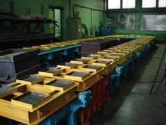 тележечные грузонесущие конвейеры