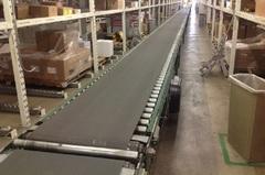 Конвейер ленточный для склада от производителя
