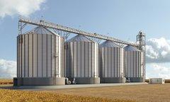 Силос  для хранения зерна купить